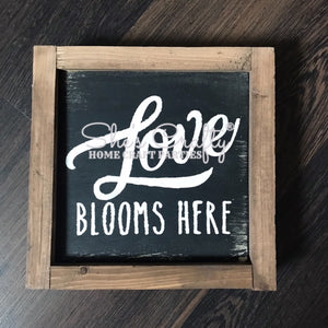 Love Blooms Here Kit