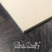 Custom  Thin MDF Kit Order