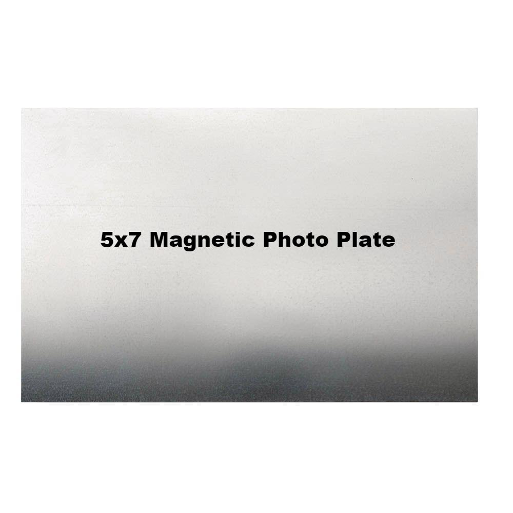 Magnetic Photo Plate