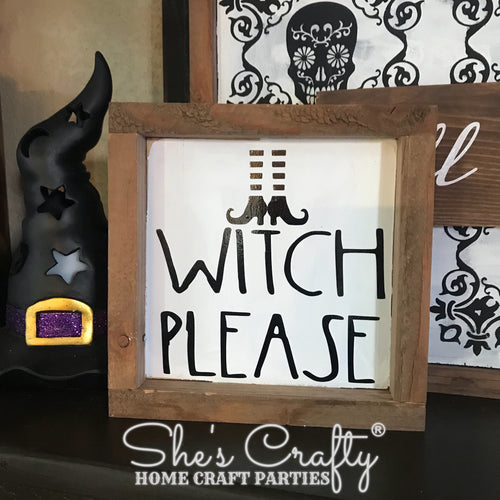 Witch Please Kit