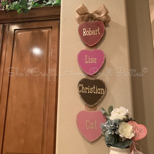 Sweetheart Name Kit