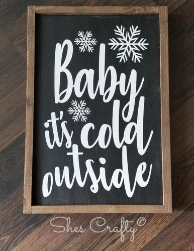Baby it's Cold Outside Kit