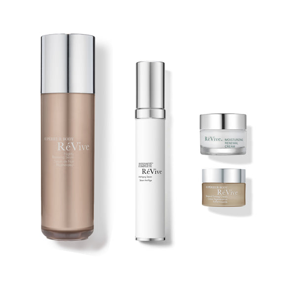 Intensité Complete Anti-Aging Serum with Supérieur Body Serum / Face and Body Serum Duo
