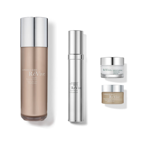 Intensité Volumizing Serum with Supérieur Body Serum / Face and Body Serum Duo