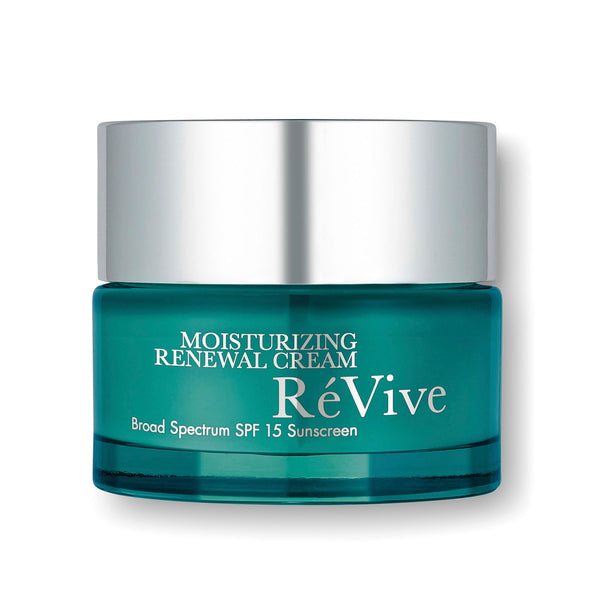 Moisturizing Renewal Cream / Broad Spectrum SPF 15 Sunscreen