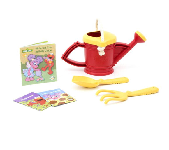 Sesame Street Watering Can Activity Set - Terra Cottage