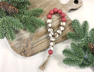 Holiday Spice Bead Loop - Terra Cottage