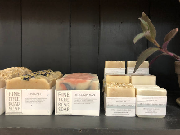 Pine Tree Road Bar Soaps