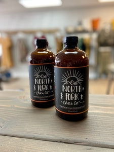 North Fork Chai Co Pumpkin Chai Concentrate