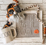 Pumpkin Spice Beads