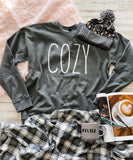 Cozy Sweatshirt - Terra Cottage