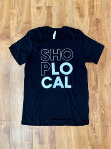 Shop Local Scoop Neck Tee