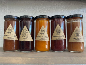 North Fork Chai Co. Jams - Terra Cottage
