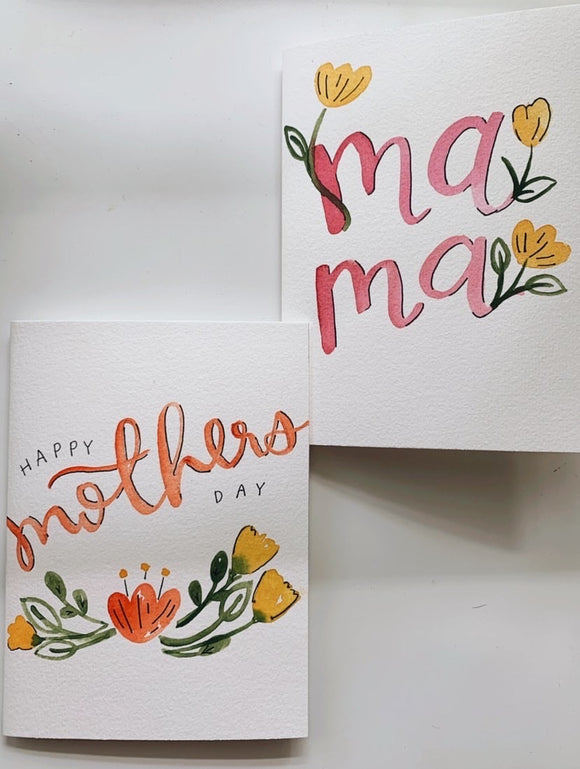 Mother's Day Card - Terra Cottage