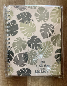 Big Love Spiral Notebook