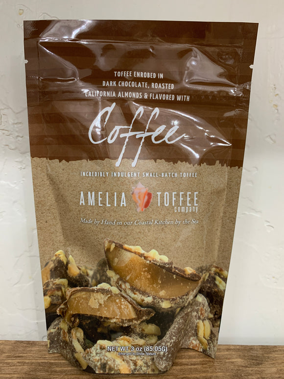 Small Batch Toffee - Coffee Flavor