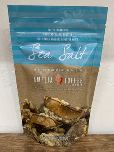 Small Batch Toffee - Sea Salt Flavor