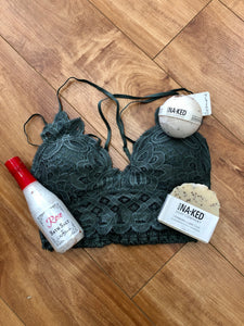 Balsam Lace Bralette