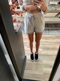Taupe Lounge Shorts