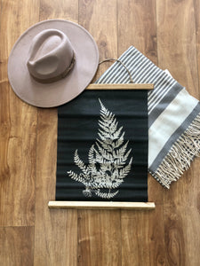 Rooted Fern Wall Decor