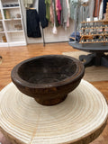 Wooden Bowl - Terra Cottage