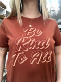 Be Kind To All Graphic Tee