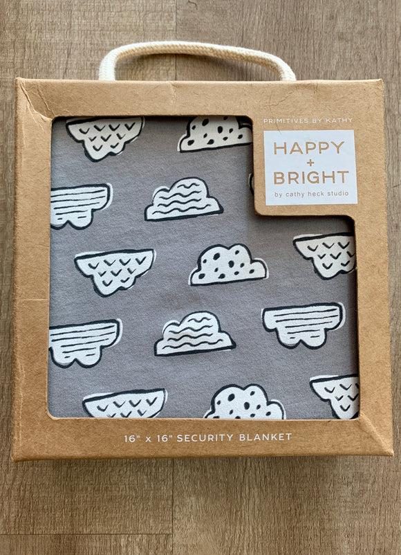 Clouds Security Baby Blanket