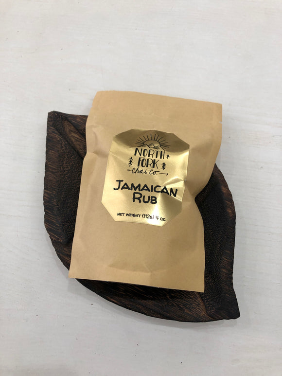 North Fork Chai Co Jamaican Rub