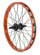 RANT MOONWALKER II FREECOASTER REAR WHEEL Orange/RHD/9t