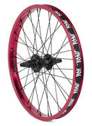 RANT MOONWALKER II FREECOASTER REAR WHEEL Red/RHD/9t