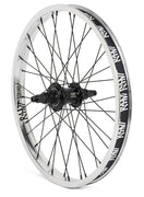 RANT MOONWALKER II FREECOASTER REAR WHEEL Silver/LHD/9t