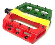 DEMOLITION TROOPER AL PEDAL Rasta - 9/16