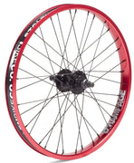 STOLEN RAMPAGE CASSETTE WHEEL Red - RHD