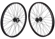 SE RACING 24 inch WHEEL SET Black