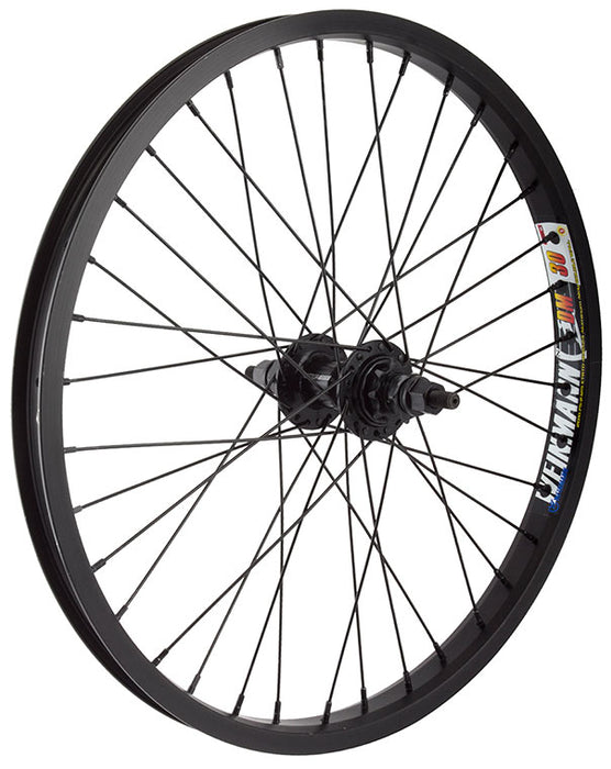 ALLOY REAR CASSETTE WHEEL