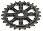MADERA HELM SPLINE DRIVE SPROCKET 22mm/Black/28t