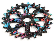 MADERA HELM SPLINE DRIVE SPROCKET 22mm/Party Paint/28t