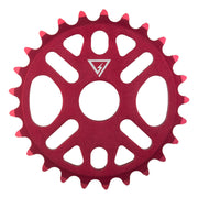 Black Ops Micro Drive II Sprocket Red - 25T