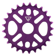 Black Ops Micro Drive II Sprocket Purple - 25T