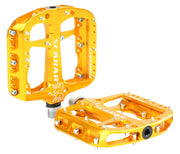 CHROMAG SCARAB PEDALS Gold - 9/16