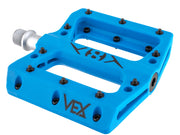 ORIGIN 8 VEX PEDALS Blue - 9/16