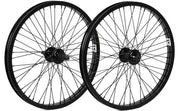 BONE DETH P48 WHEELSET Black - RHD