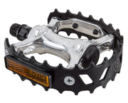 SE BIKES BEAR TRAP PEDALS Black - 9/16