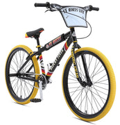 SE BIKES 2019 BLOCKS FLYER 26 inch BIKE Black - Yellow