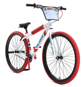 SE BIKES 2019 BIG FLYER 29 INCH BIKE White
