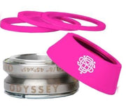 ODYSSEY CONICAL INTEGRATED HEADSET Pink