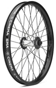 Cinema Reynolds Front Wheel Black - Polished
