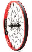 Verde Neutra 22 inch Front Wheel Red