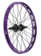 RANT MOONWALKER II FREECOASTER REAR WHEEL Purple/RHD/9t