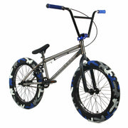 Elite BMX Destro Bike 2020 Raw Camo - 20.5